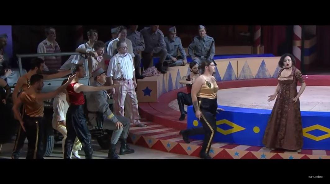Opéra Royal de Wallonie-Liège Starring - Nino Surguladze
