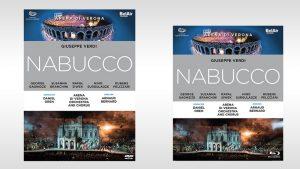 Nino Surguladze on Blu Ray - Nabucco