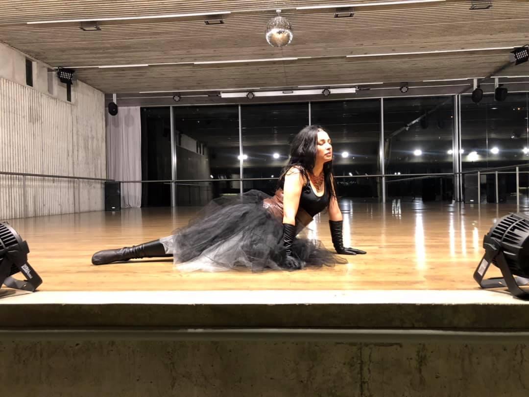 2nd Rehersal - Carmen Dance